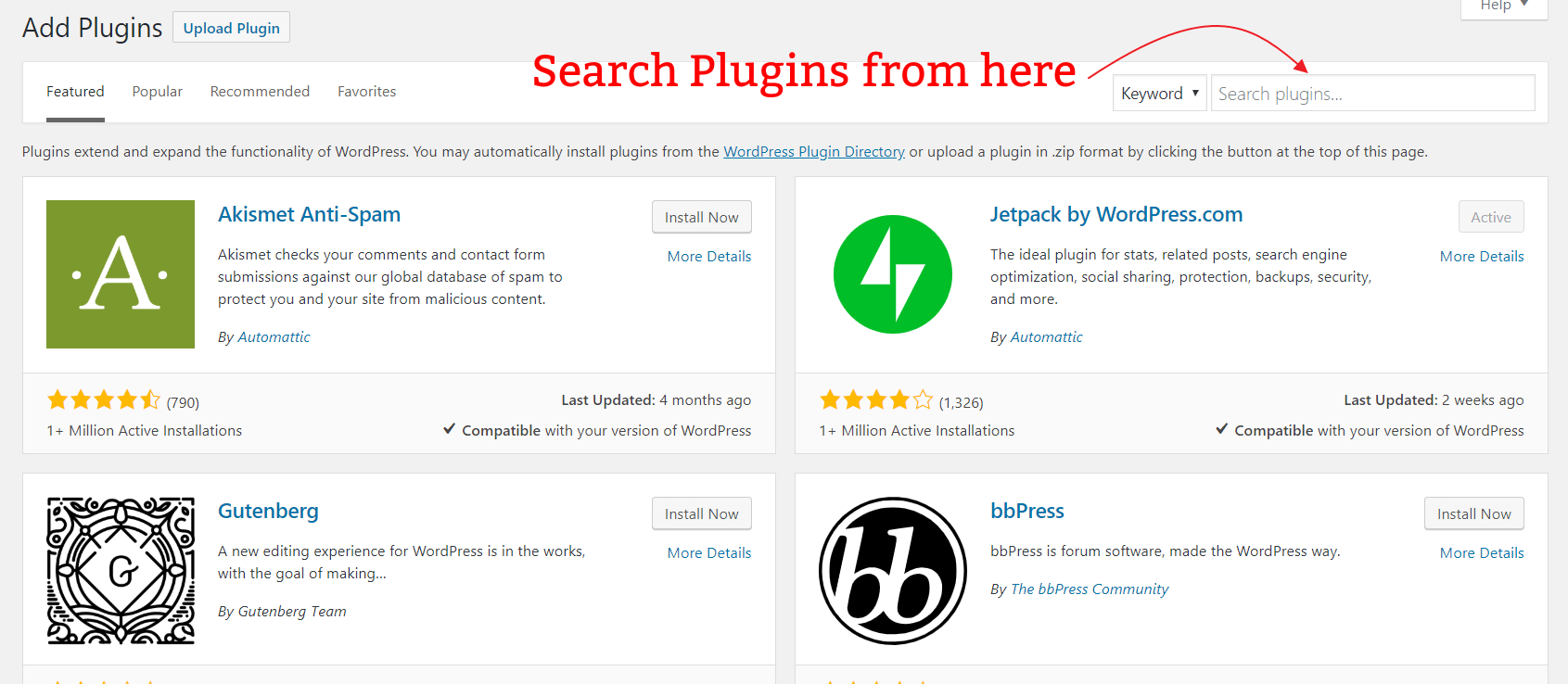 How to Install a WordPress Plugin Step by Step - 2
