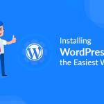 Installing WordPress The Easiest Way