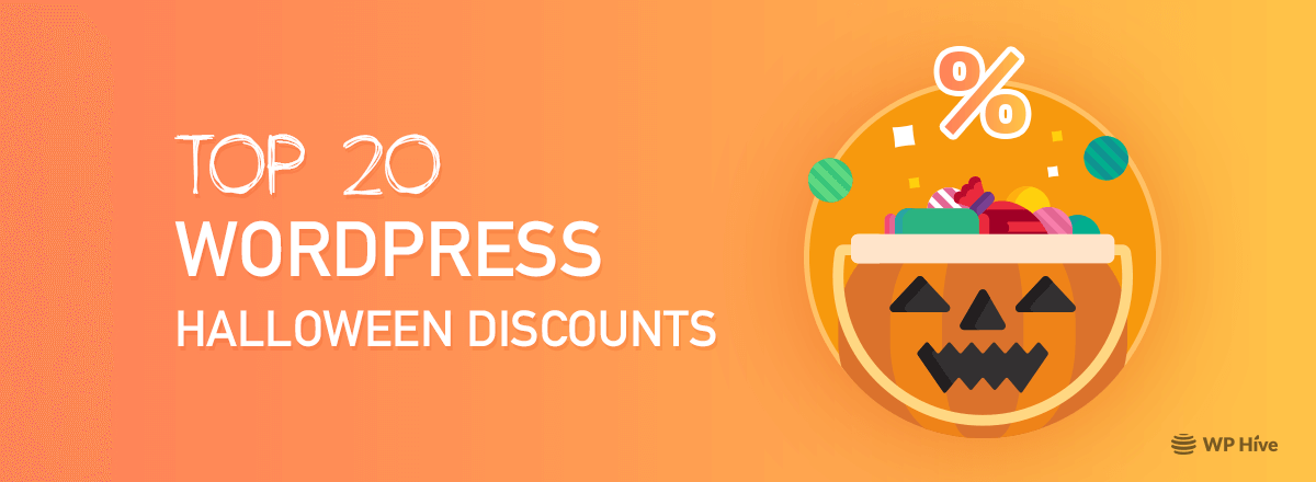 Best WordPress Halloween Discounts and Deals [2019]