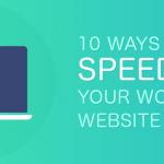 Top 10 Ways to Improve PageSpeed on WordPress Websites [2021] 3