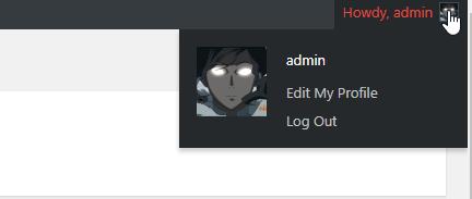 How to add author bio