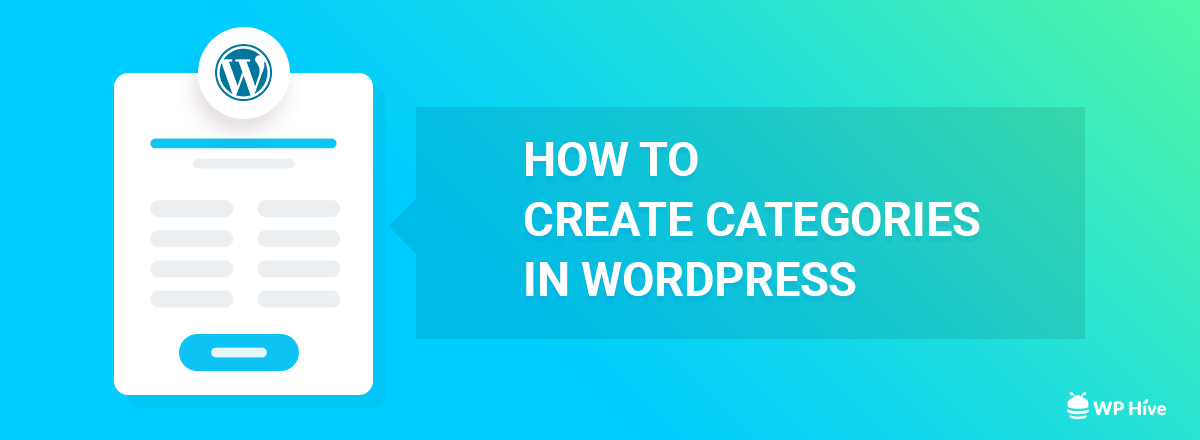 How to Easily Create Categories in WordPress [2021]