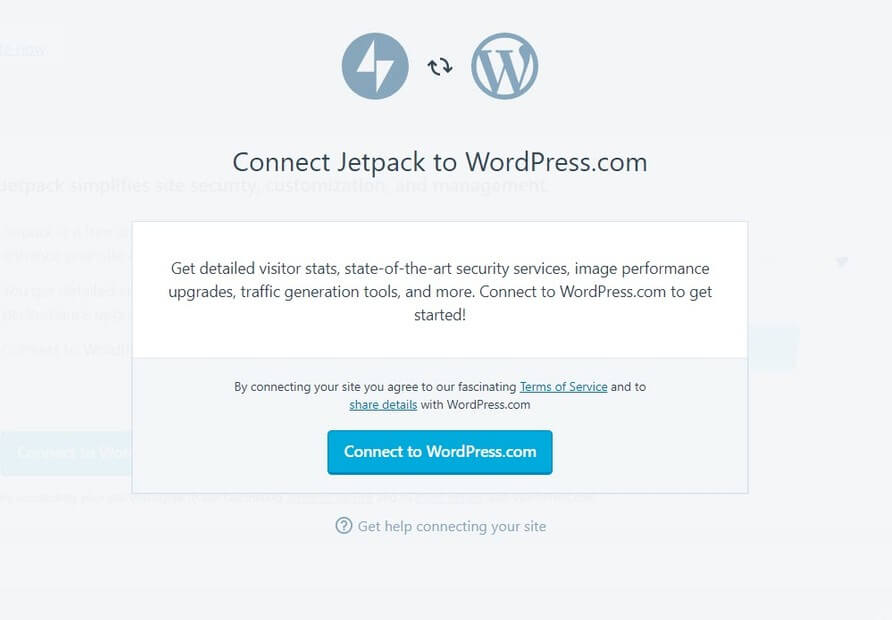 Add Social Sharing Buttons in WordPress Jetpack