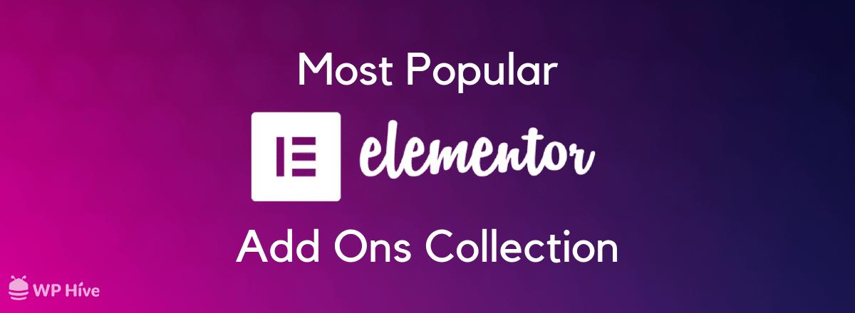 Top Elementor Addons