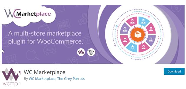 WC Marketplace - Start a marketplace using WordPress