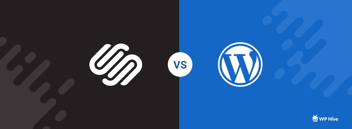 WordPress vs Squarespace