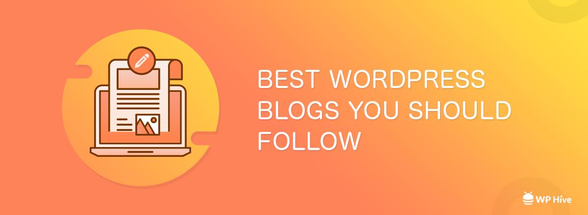 Best WordPress Blogs You Should Follow in 2021 1