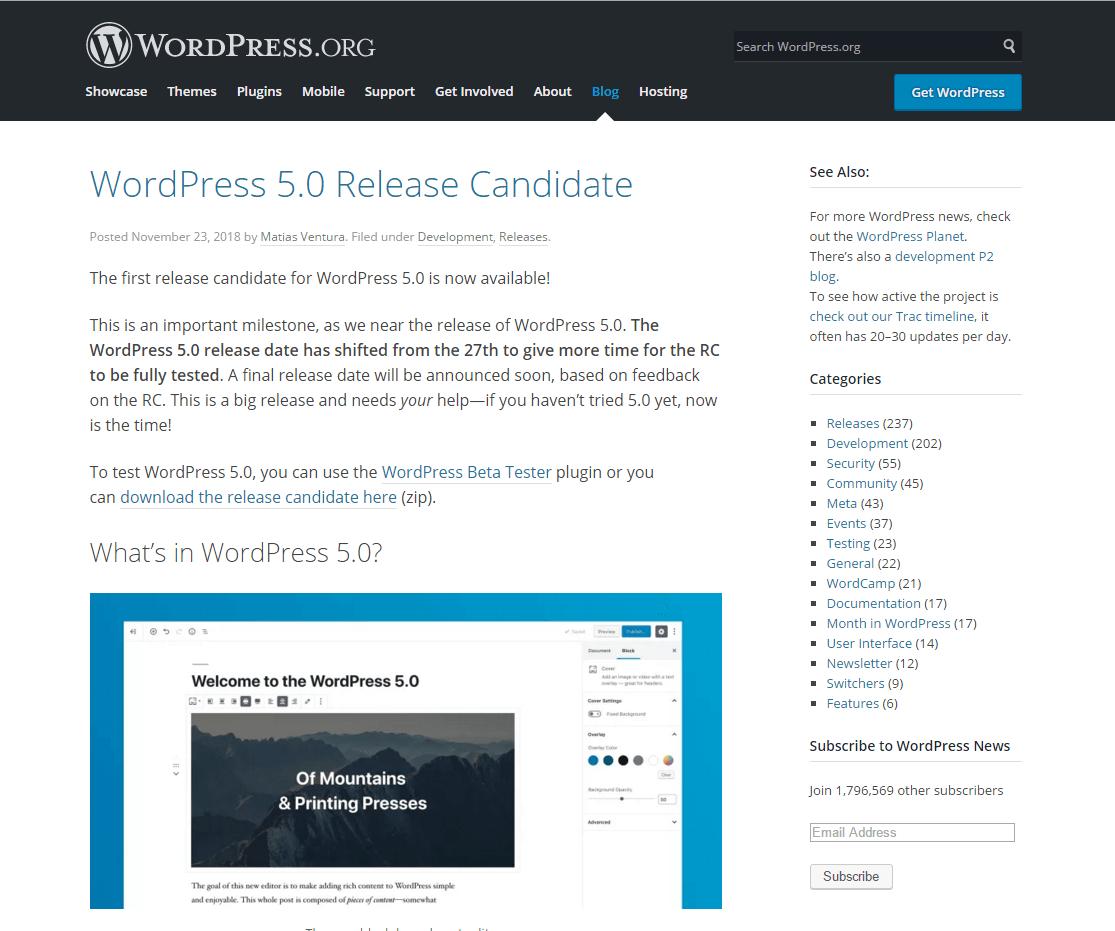 wordpress blog- best WordPressblogs