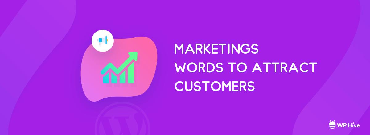Best Digital Marketing Words to Attract Customers or Readers [2021] 1