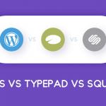 WordPress vs Typepad vs Squarespace [Alternatives to WordPress 2021] 3