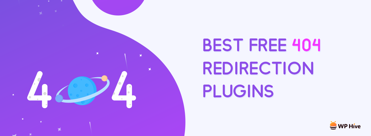 7 Best 404 Redirect Plugins for WordPress [2021]