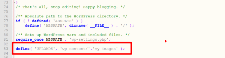 My Images Code
