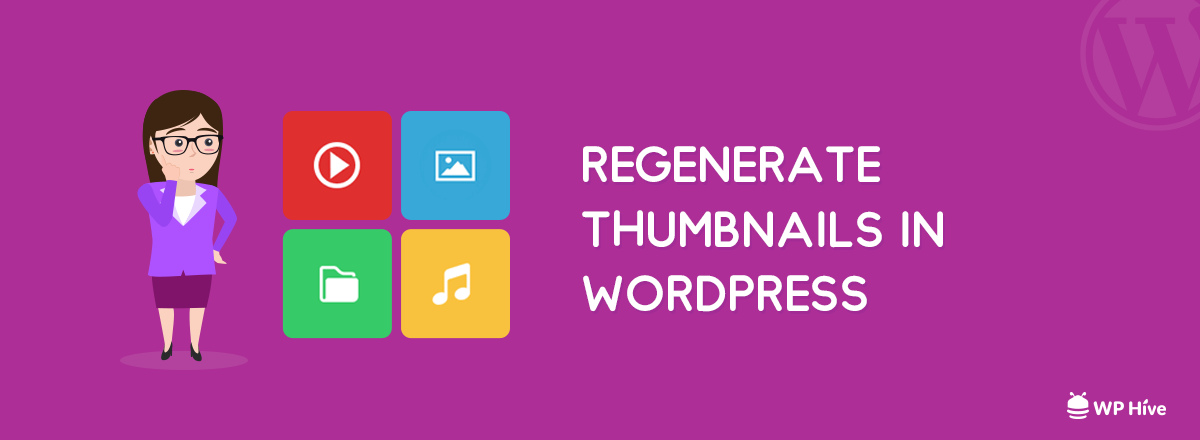 Regenerate Thumbnails WordPress