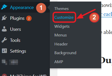 fix wordpress featured image not showing on homepage