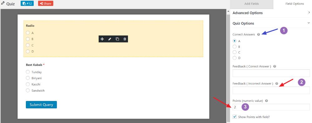 wordpress assessment plugin