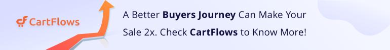 CartFlows sales funnel builder