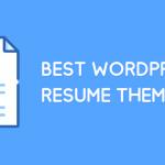 9+ Best WordPress Resume (CV) Themes for Landing Your Dream Job 1