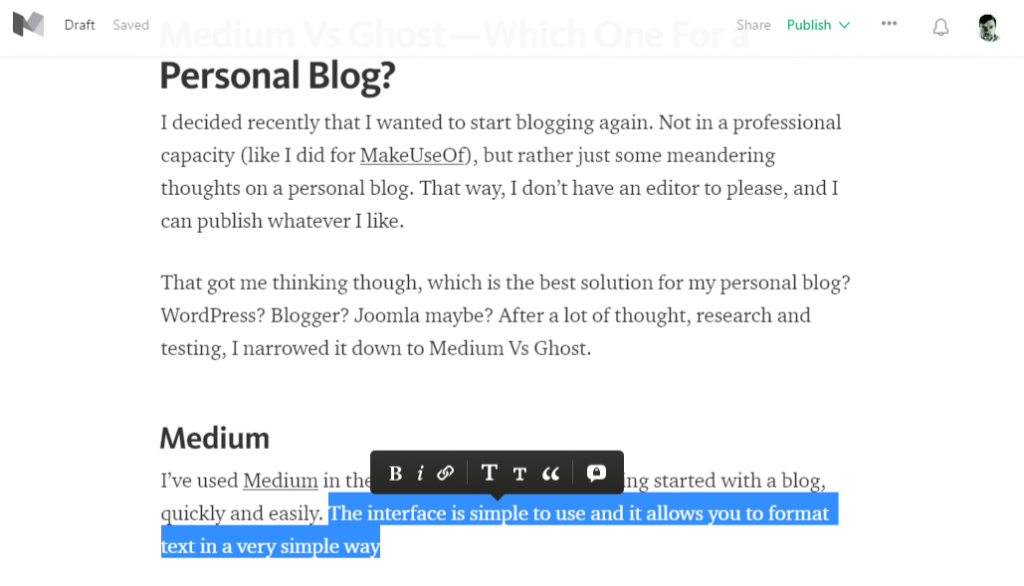 Which is the Best Blogging Platform? WordPress vs Medium [2021] 4