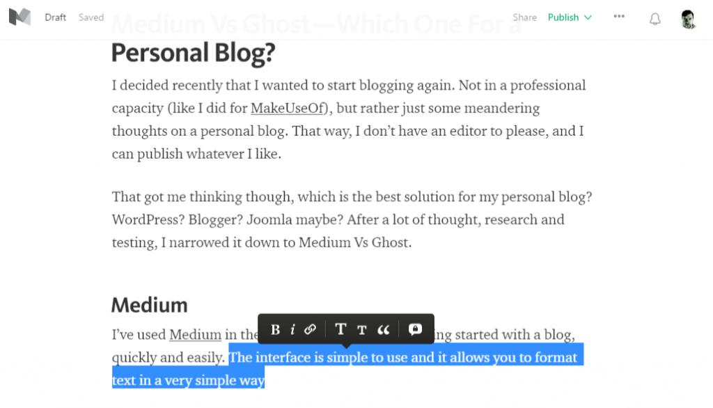Which is the Best Blogging Platform? WordPress vs Medium [2021] 4