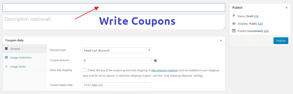 Beginners's Guide to Create Coupon Codes with WooCommerce 8