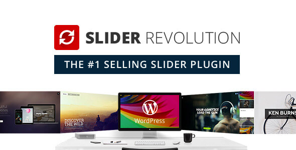 Rev Slider Plugins for WordPress