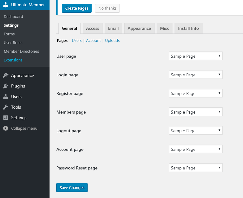Ultimate Members WordPress Members Plugin