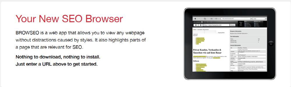 BrowSEO Best Free WordPress SEO Tools for WordPress