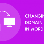 Change Domain Name WordPress