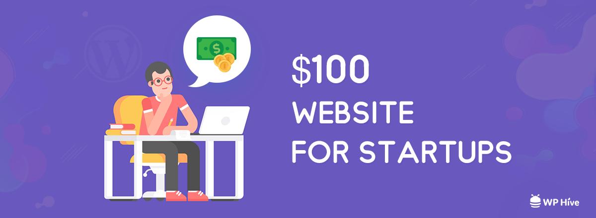 Website for Startup