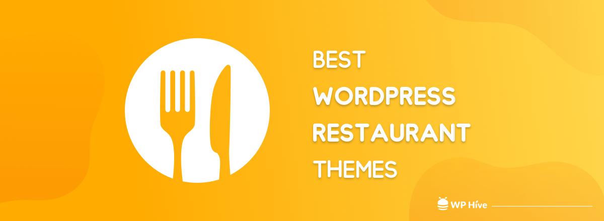 Best WordPress Restaurant Themes