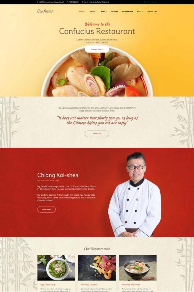 Confucius Chinese Restaurant