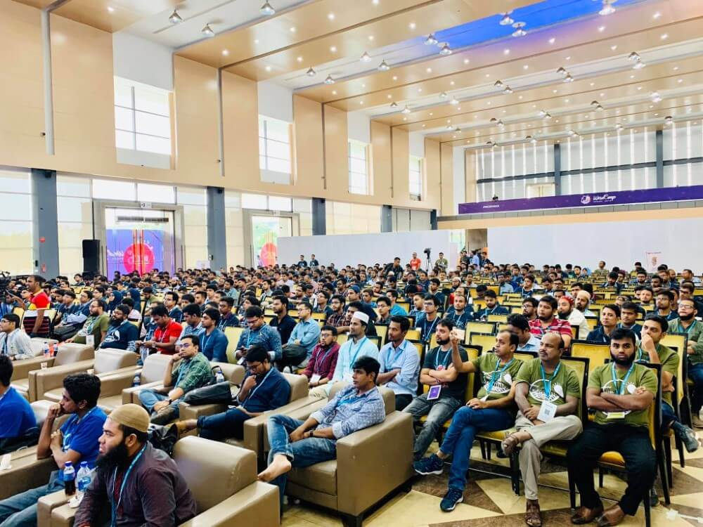 Wordcamp Dhaka Attendees