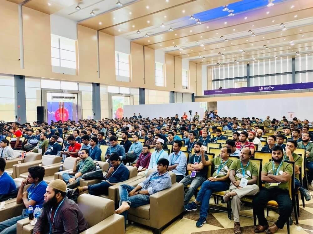 Wordcamp Dhaka Attendees