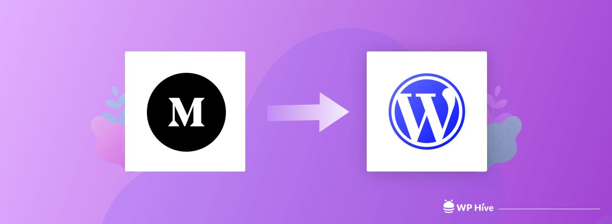 Medum to WordPress