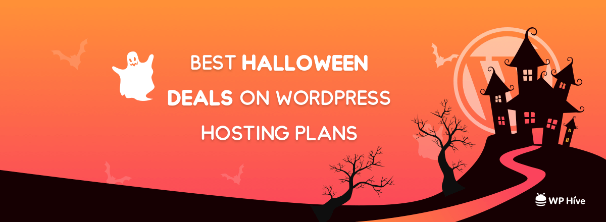 Best Halloween Deals on WordPress Hosting Plans