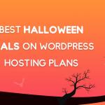 Best Halloween Deals on WordPress Hosting Plans