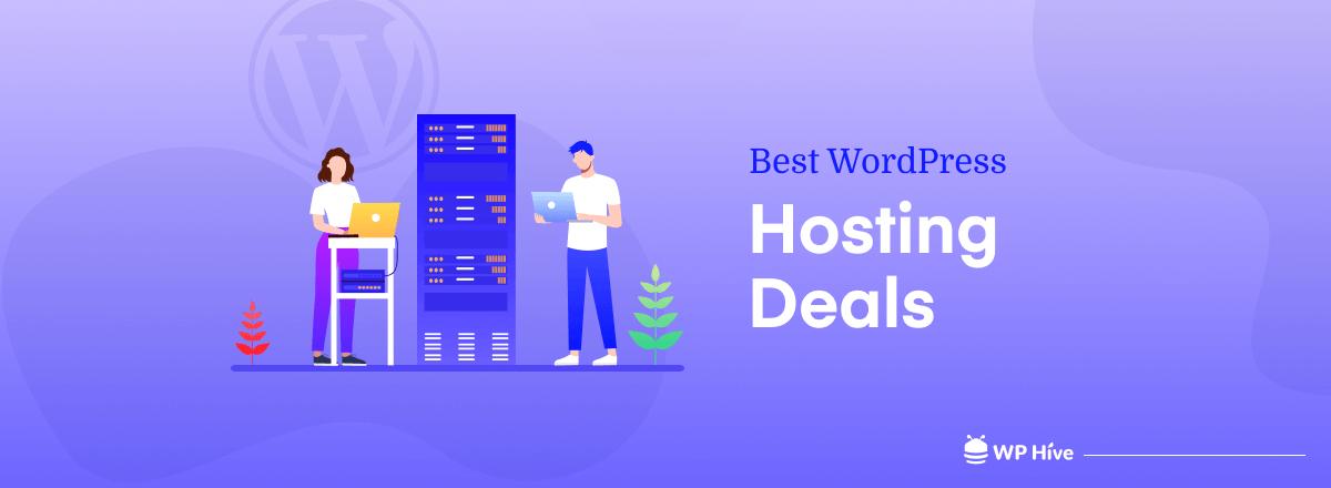 Best WordPress Hosting Deals