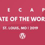 Recap Wordcamp US