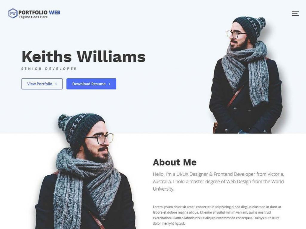 21 Best Minimalist WordPress Themes for 2020! 12