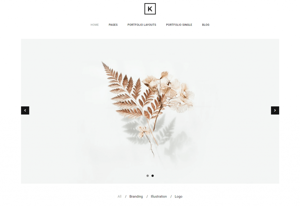 21 Best Minimalist WordPress Themes for 2021! 20