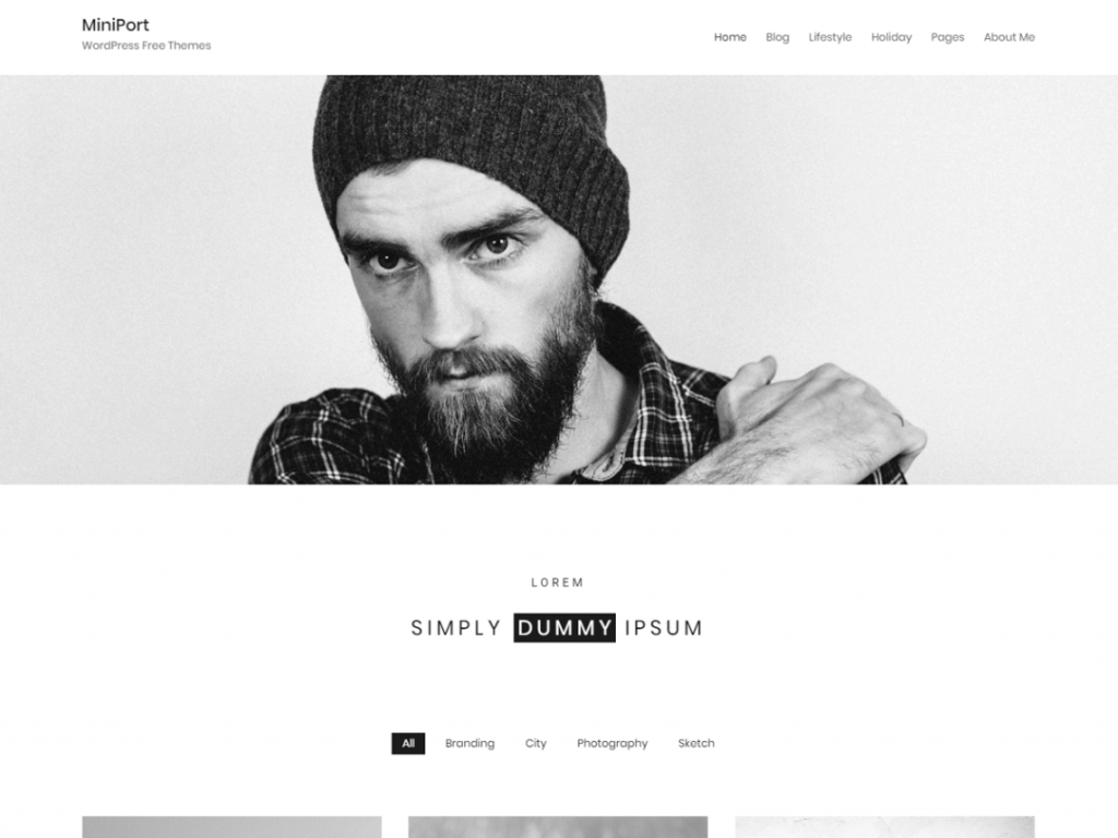 21 Best Minimalist WordPress Themes for 2020! 3