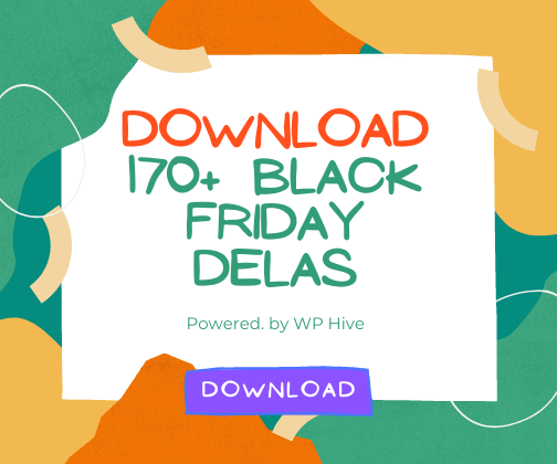 170 Black Friday & Cyber Monday Deals on WordPress Plugins and Themes & Hosting [2020] 10