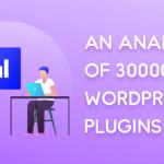 An Analysis of 30000 Free WordPress Plugins