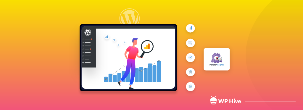 Get Introduced with WordPress Google Analytics Plugin by MonsterInsights