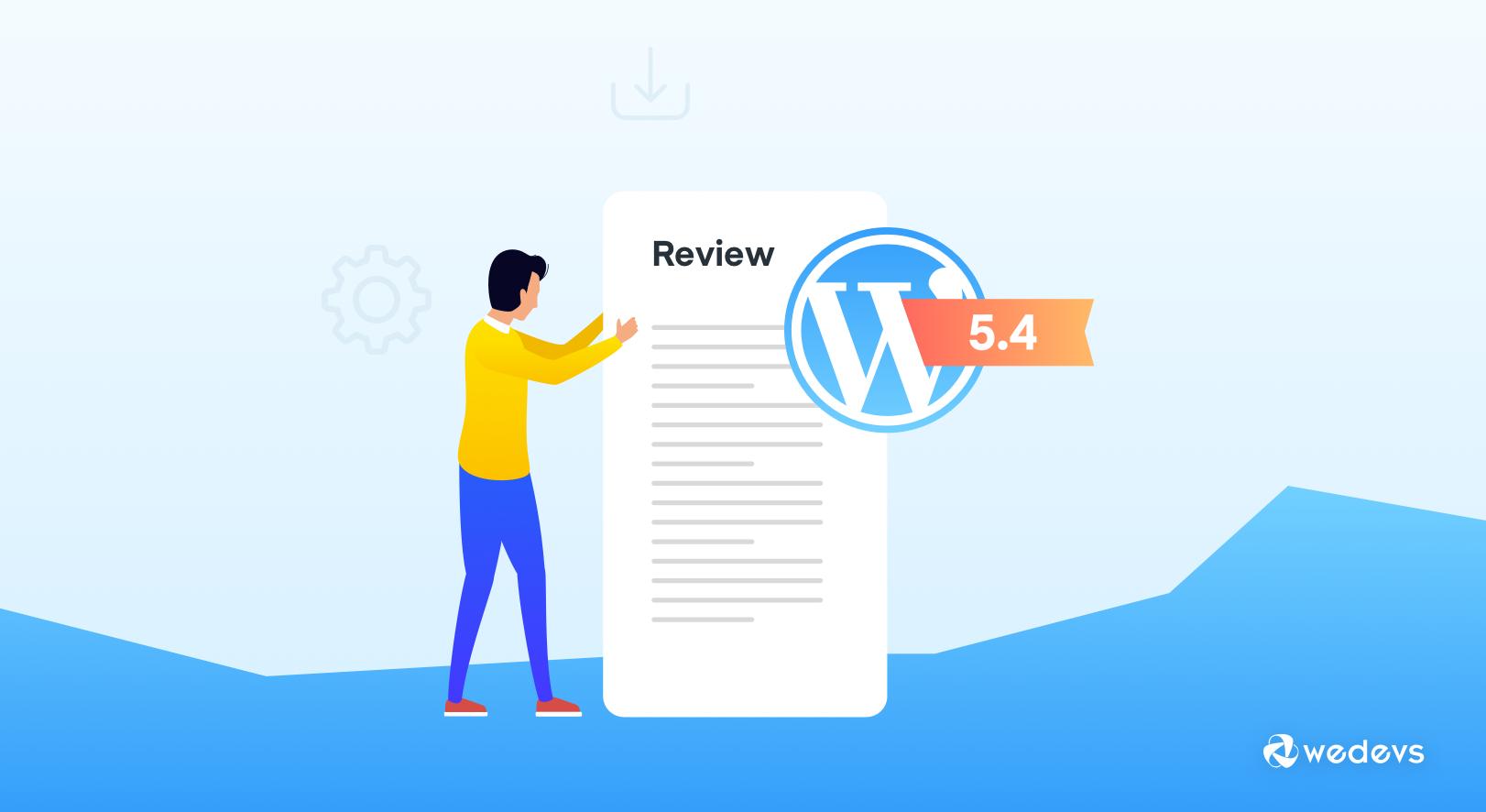 WordPress 5.4 Adderley Review