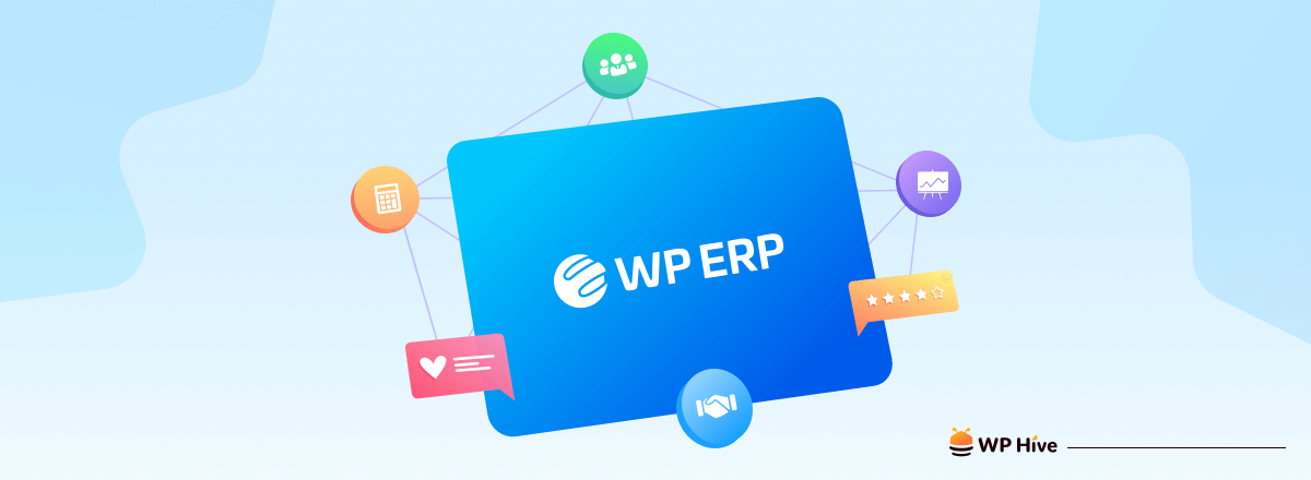 WP ERP: The First Full-Fledged Enterprise Resource Planning Solution in WordPress