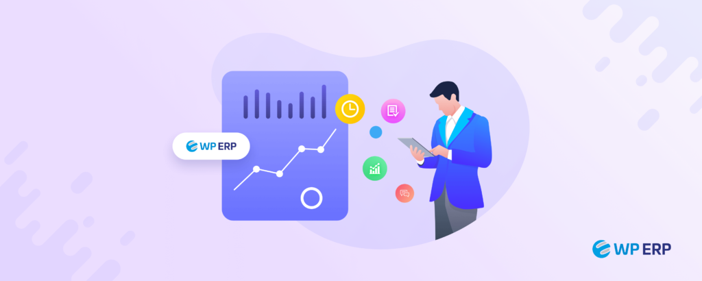 WP ERP features