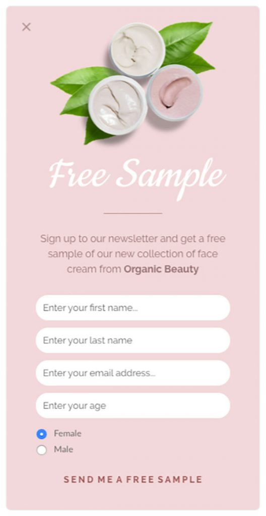6 Best Pop-up Design Practices to Get Desired Leads 3