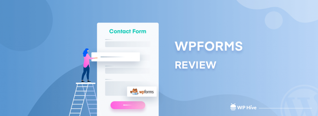 Contact Form by WPForms Drop Form Builder for WordPress - 03
