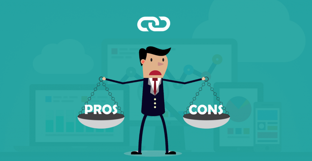 Pros and cons of the admin theme